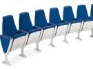 Кресла для аудиторий и конференц залов Deko Steel