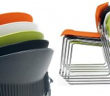 Универсальные штабелируемые стулья Deko Cameo
