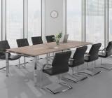 Стол для переговоров СП мебель Бэнт