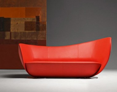 Мягкая мебель для зон ожидания La Cividina Mon Coeur