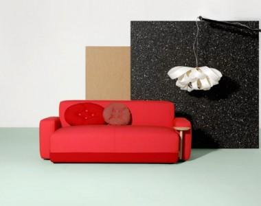 Мягкая мебель для зон ожидания Sancal Party