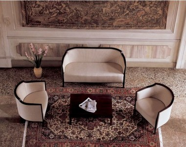 Мягкая мебель для зон ожидания Tonon Villa