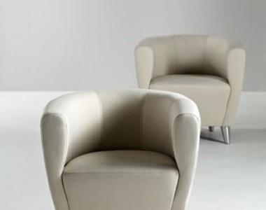 Мягкая мебель для зон ожидания La Cividina Twingo