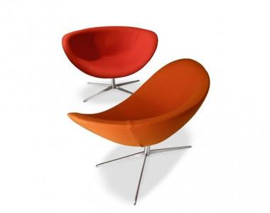 Кресло для зон ожидания Tonon Poppy