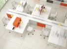 Мебель для персонала Bralco Ubi Evo