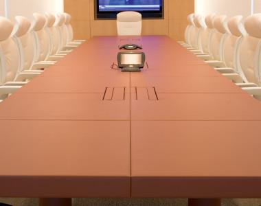 Стол для переговоров Poltrona Frau C.E.O Cube
