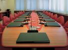Стол для переговоров Poltrona Frau Corinthia Meeting