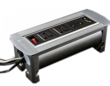 Встраиваемая интерфейсная поворотная розетка CM RDM