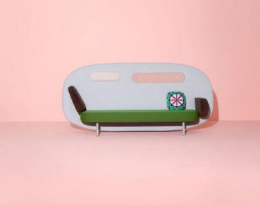 Мягкая мебель для зон ожидания Sancal Float